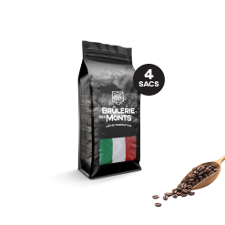 BDM Coffret Paradis d'espresso 4x250g