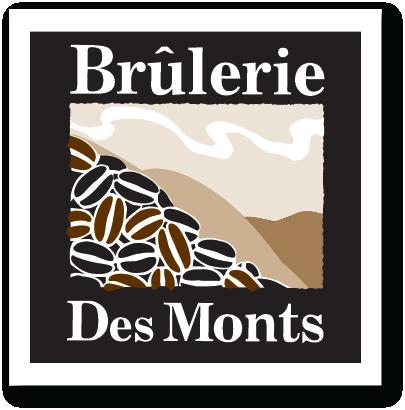Logo | Notre histoire | Brûlerie des Monts