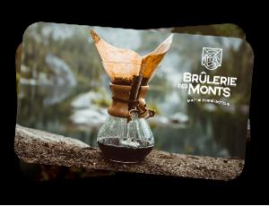 Brûlerie des Monts | Carte cadeau